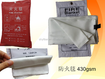 Anti Fire Blanket & extinguisher for kitchen