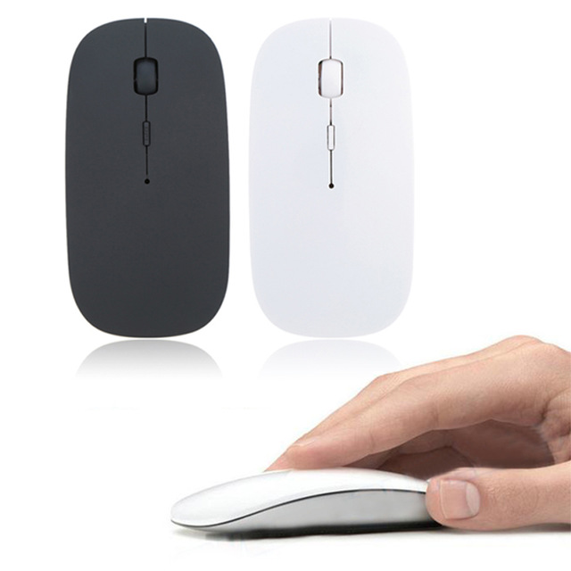 1600 DPI <strong>USB</strong> Optical <strong>Wireless</strong> Computer <strong>Mouse</strong> 2.4G Receiver Super Slim <strong>Mouse</strong> For PC Laptop