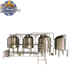 10BBL Low price high quality large draught beer brewery equipment