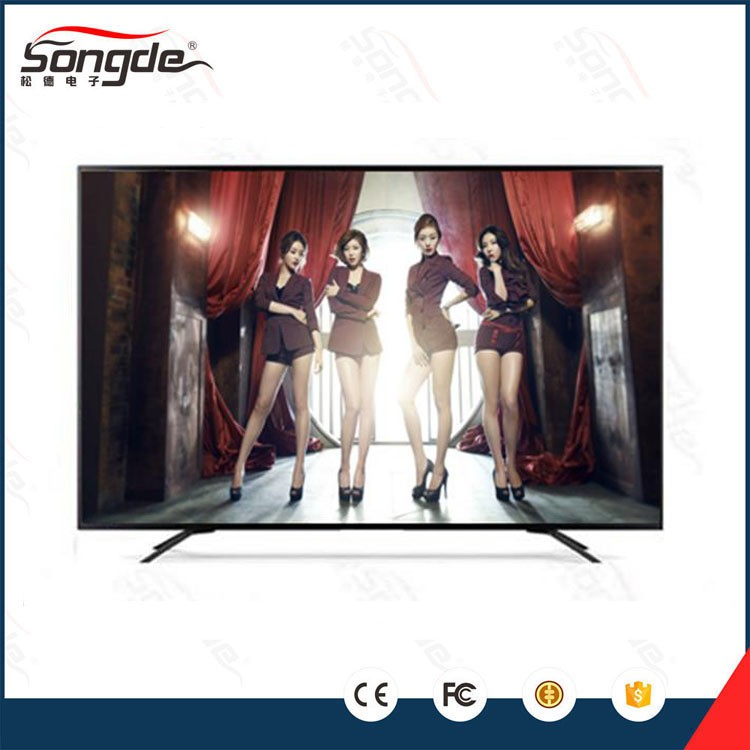 Cheap price high quality 40 50 55 60 65 inches 4k led tv smart