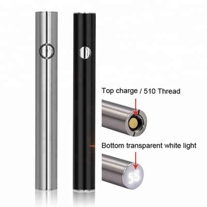 Vape Pen Max Battery E Cigarettes 510 Cartridge CBD Oil Vaporizer