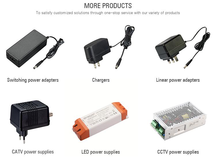 CE GS PSE Sertifikat Adaptor Produsen 12V Dinding Mount Charger Dipertukarkan Plug 12V 2A AC DC Adaptor Listrik supply