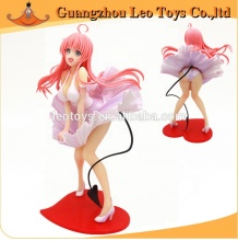 TO LOVE RU Tenebre Lala Satalin Deviluke Morbido petto <span class=keywords><strong>Sexy</strong></span> Action Doll 23 centimetri Anime Action <span class=keywords><strong>Figure</strong></span> <span class=keywords><strong>Figure</strong></span> Con Il Colore scatola di finestra