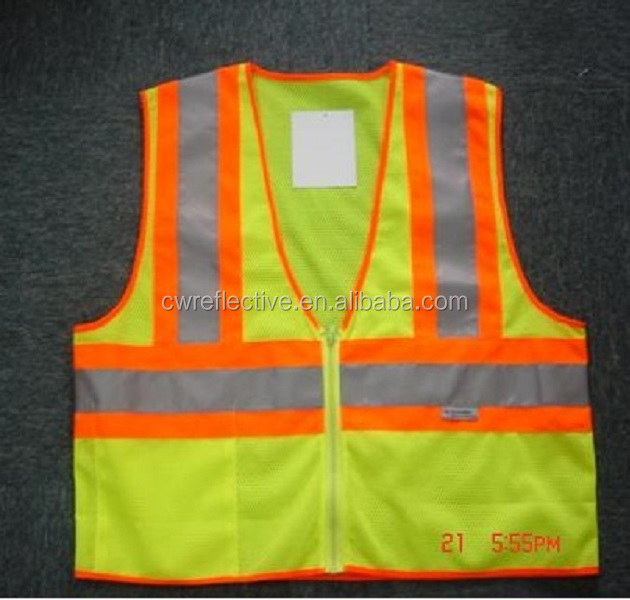 c44e605315e2 High Visibility Safety Reflective Vest Children Meeting En1150 - Buy ...