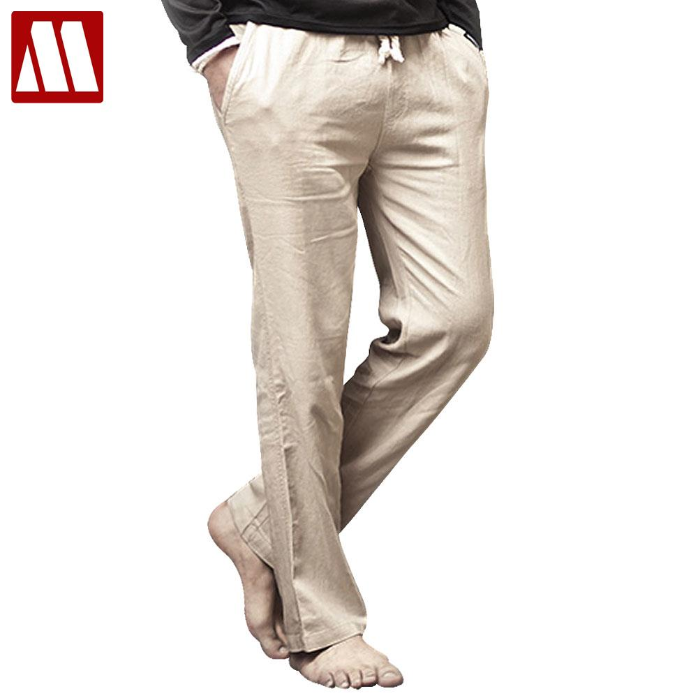 Linen Pants are ideal for keeping your style sharp in the summer. Choose from Blended or Pure Linen from our options below. When it comes to stylish, sophisticated clothing, our linen is all you want.