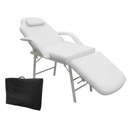 3'' Portable Tattoo Parlor Spa Salon Facial Bed Beauty Massage Table Chair