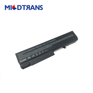 OEM high quality external notebook battery for HP 6535 6530B 11.1V 5.2Ah 58Wh Black
