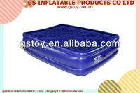 PVC inflatable double well resting double inflatable bed EN71 approved