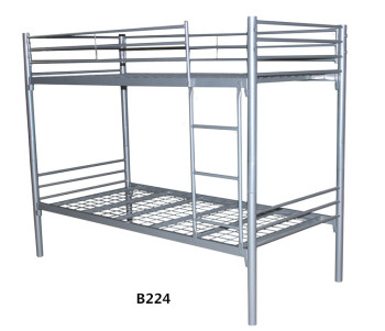 Dubai Adult Heavy Duty Bedroom Furniture Steel Metal Bunk Bed - Heavy duty bedroom furniture