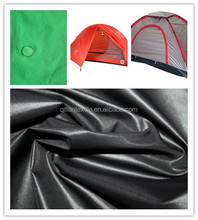 High quality 100% Polyester waterproof tent fabric stretch tent fabric
