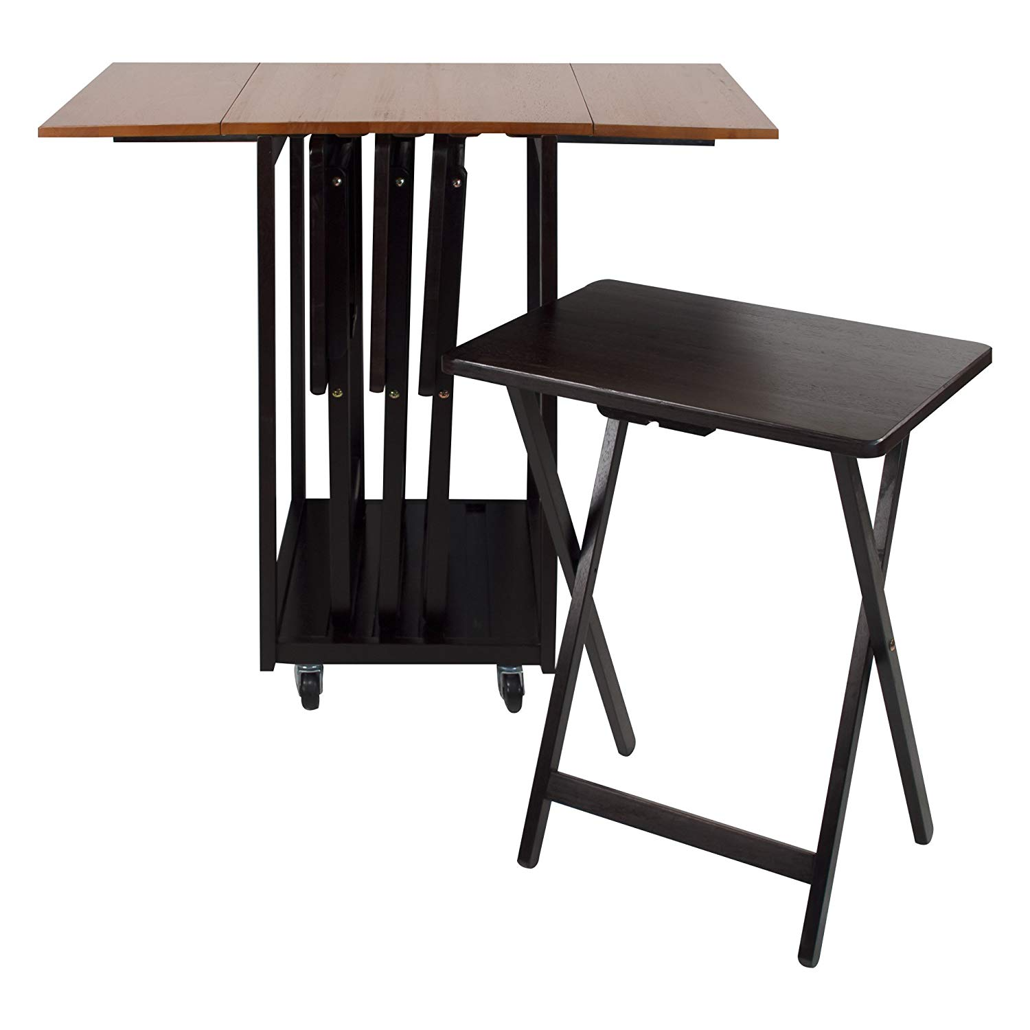Cheap Tv Tray Table Set Find Tv Tray Table Set Deals On Line At