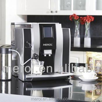High Quality fully Automatic Electric Espresso Coffee Maker