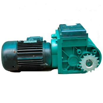 Low Rpm 370w Ac Gear Motor For Greenhouse Shading System