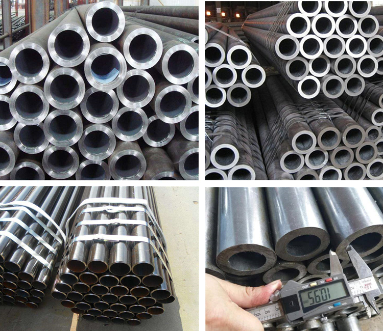 Carbon steel seamless pipe fitting hot roll exporters