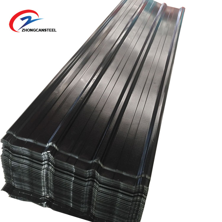 building materials list for Corrugated Steel Roofing Sheet embossed Cladding