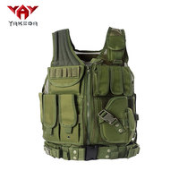YAKEDA full body military armor durable tactical anti bullet vest high quality bulletproof vest