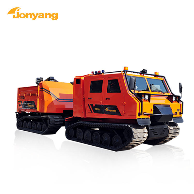 new Jonyang brand JY813-W special use all terrain geophysical prospecting drilling vehicle for sale