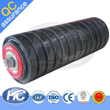 Industrial Belt Conveyor Steel Roller / Tube Conveyor Roller / Solid Steel  Roller For Sale - Buy Industrial Steel Roller,Tube Conveyor Roller,Solid
