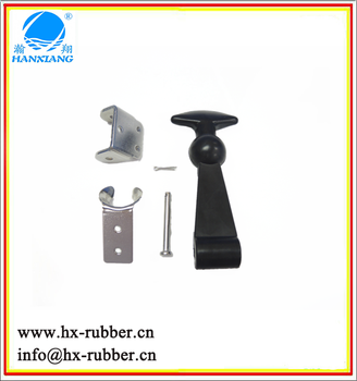 hot precision rubber cabinet /box latch