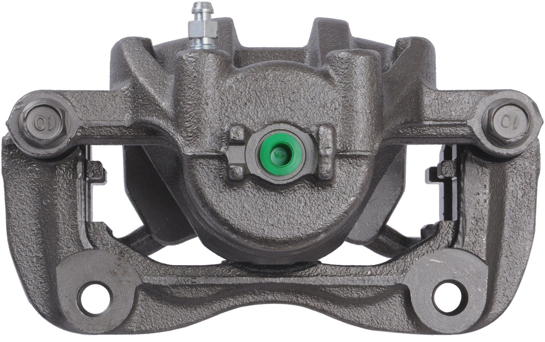 Disc Brake Caliper-Unloaded Caliper Rear Right Cardone 18-4141 Reman