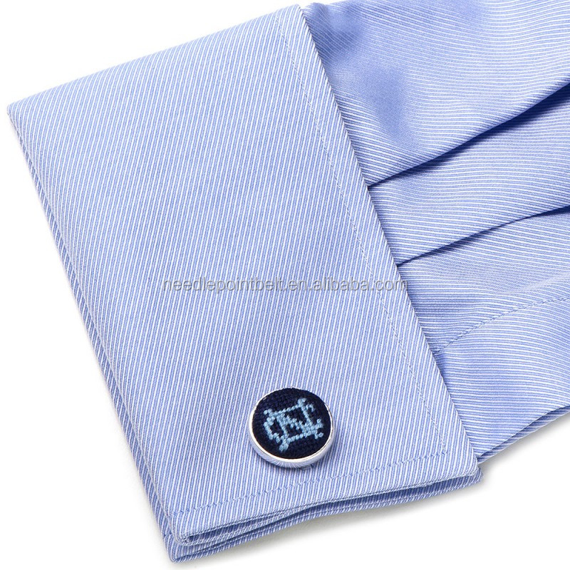 University of North Carolina Make Custom Cufflinks Men's