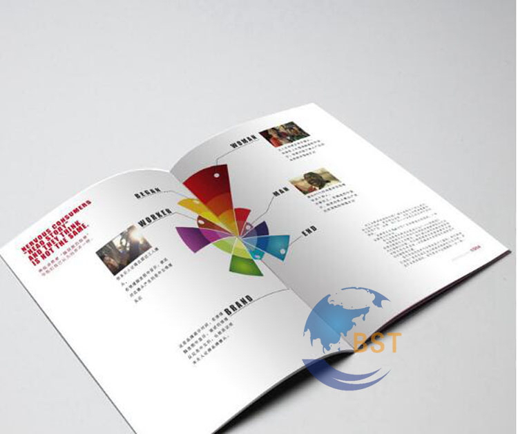 New Crazy Selling offset magazine printing quote