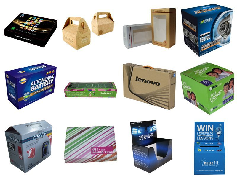 China Best Sales Color Cardboard Box Gift Box