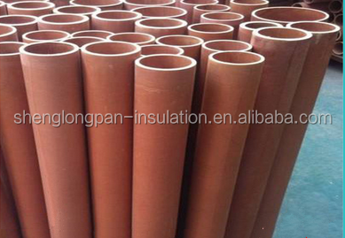 Hot sale electrical insulation 3520 phenolic paper laminated tube