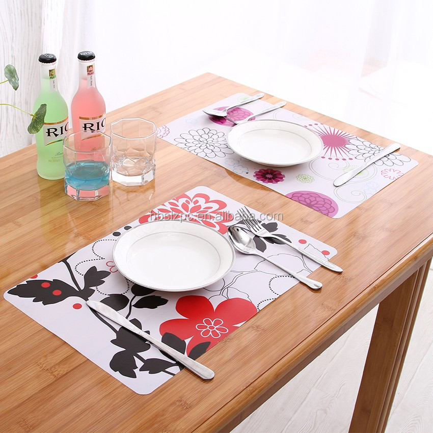 Clear Acrylic Placemats Clear Acrylic Placemats Suppliers And - Clear placemats for table