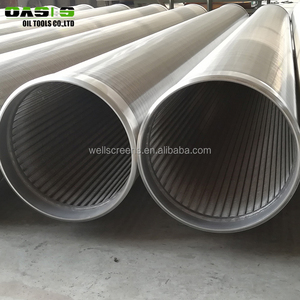 China Manufacturer Johnson Stainless Steel Filter Screen For Water Well