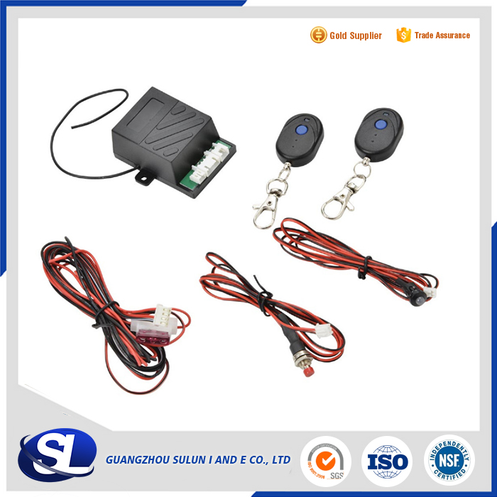 Hot Sale Car Immobilizer System, Car Engin Immobilizer,car alarm system with remote engine start
