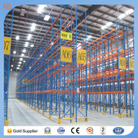 China new design popular warehouse rack and shelf/warehouse pallet racks/warehouse pallet racking