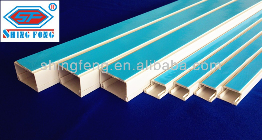 Plastic Pvc Square Electrical Channel Buy Pvc Electrical