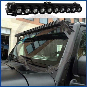 New arrival for sale led lightbar offroad roof mount 50inch warning led lightbar amber