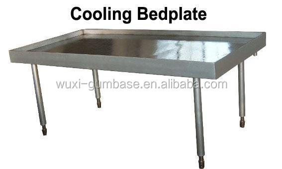 Widely Used Hard Candy/soft Candy/lollipop Cooling Table - Buy Cooling  Table,Candy Cooing Table,Cold Table Product on Alibaba com
