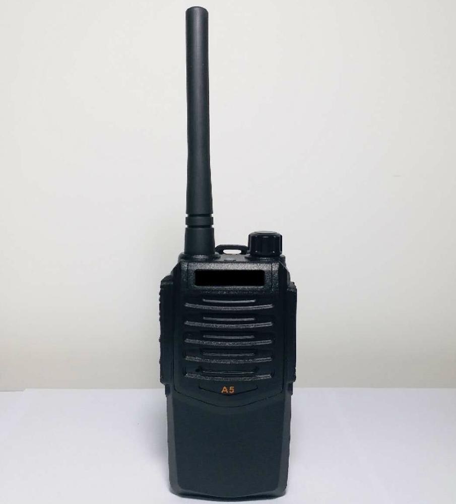A5 handheld walkie talkie