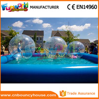Funny water walking ball zorb ball human sized hamster ball
