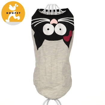 Cute Dog Clothes Sewing Patterns Pet Sweatshirt With Cat Logo - Buy ...