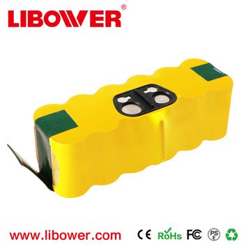 Libower 14 4v Nimh Cleaner Battery Pack Battery For Irobot Roomba 770  Roomba 550 Roomba 540 535 590 500 Pack - Buy 14 4v Li-ion Battery