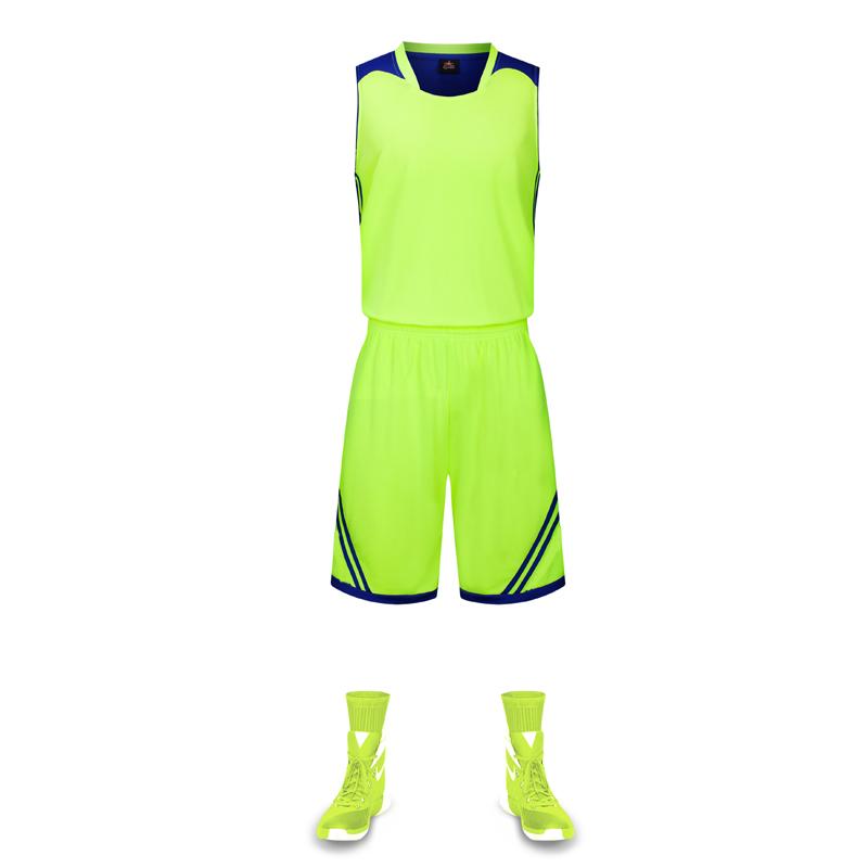Latest Custom Sublimation Blank Reversible Fit Basketball Jersey Design Green Basketball Uniform for Sport фото