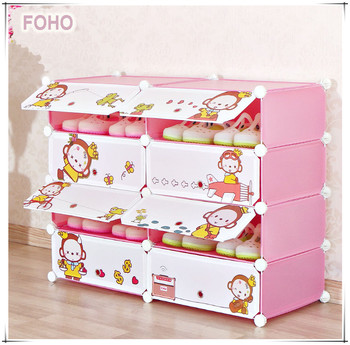 Monkey Design Diy Easy Baby Shoe Organizer With Doors