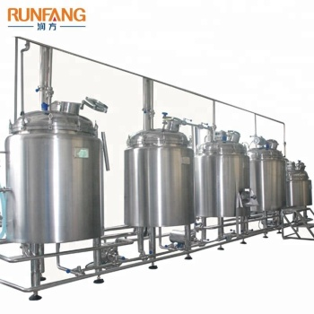Craft Beer Fermenting Vessels Brewing Machine Brewers Custom Brewing Machine