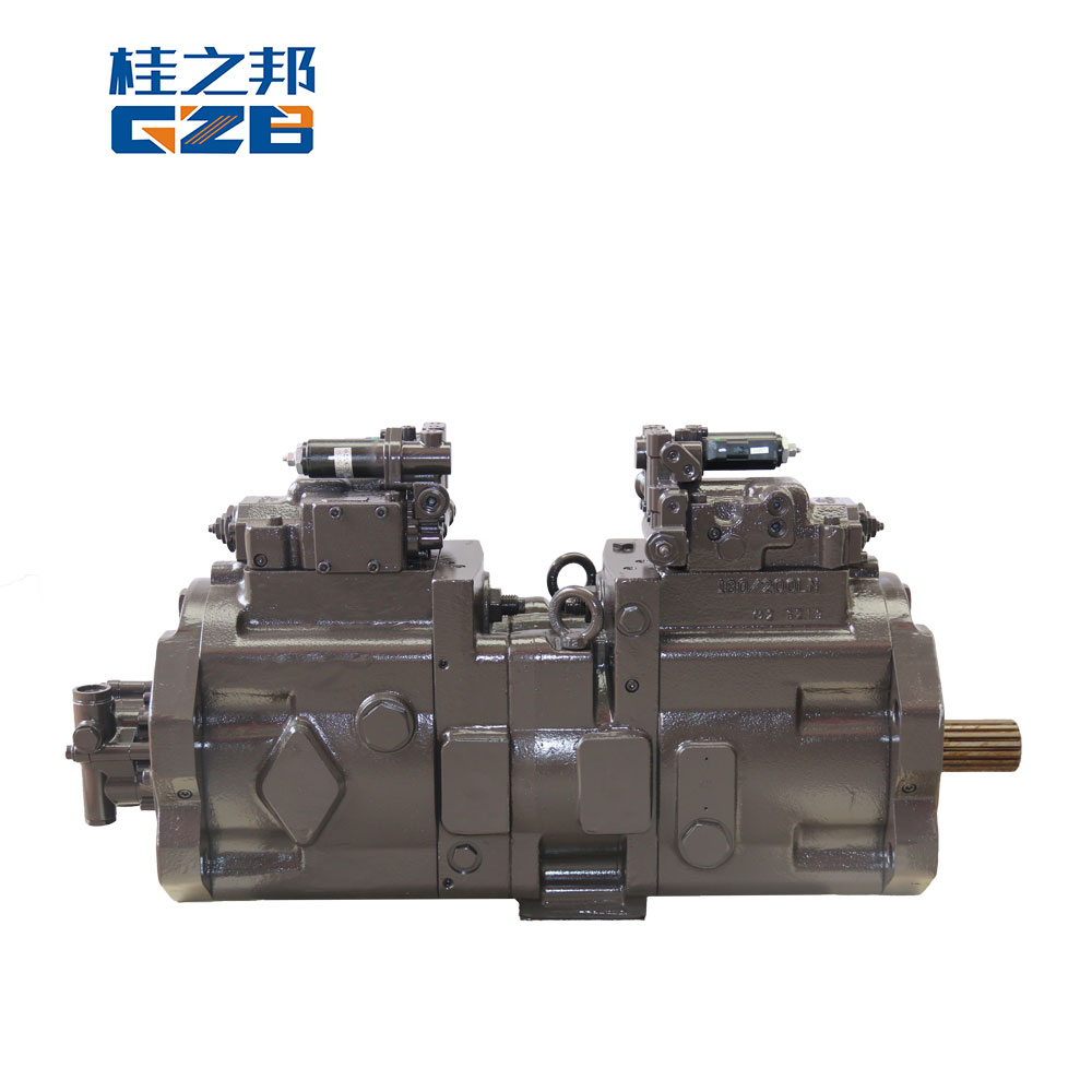 SY335 SY365 electric parts piston pump excavator main pump hydraulic pump spare parts for Kawasaki