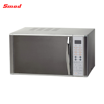 28l Touch Pad Digital Microwave Oven With And Grill