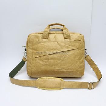 Latest Design Tyvek Laptop Bags Lightweight Computer Multiple Bag Waterproof Briefcase Product