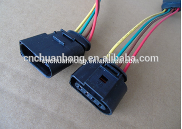 Audi Vw 4 Way 1j0973704 Coil Ignition Adapter Wiring Harness - Buy Vw Wiring Harness on vw alternator wiring, figure 8 cat harness, 68 vw wire harness, vw bus wiring location, 2001 jetta dome light harness, vw coil wiring, vw ignition wiring, vw wiring kit, vw starter wiring, vw engine wiring, vw headlight wiring, dual car stereo wire harness, goldfish harness, vw wiring diagrams, vw bus regulator wiring, vw beetle carburetor wiring, besi harness,