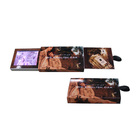 Best Selling 2.4 Inch Brochure Screen Customized Video Business Card
