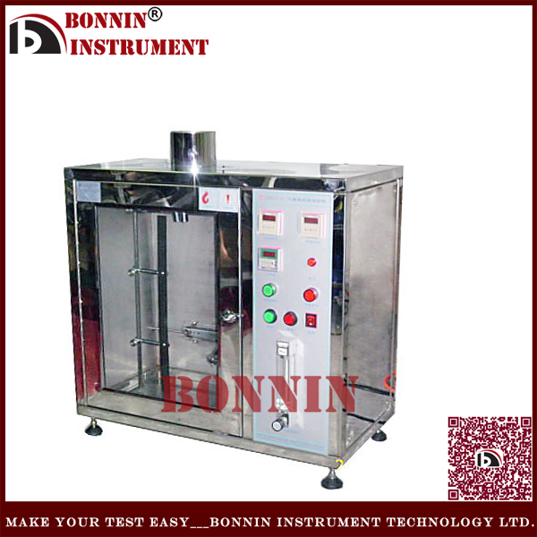 New Hot Selling Fabric Flame Chamber / Flammability Testing Machine / Testing Equipment