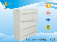 UPS/Inverter battery cabinet outdoor water-proof battety cabinet C24