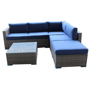 2017 Factory direct wholesale Garden Sofa / patio furniture sets / outdoor patio furniture